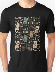 Cat Folk  Unisex T-Shirt