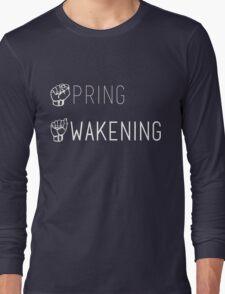 Spring Awakening Deaf West American Sign Language T-Shirt