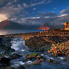 Elgol Burn and the Cuillin. Isle of Skye. Scotland. by PhotosEcosse