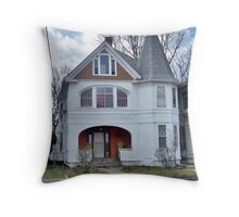 Small Victorian Throw Pillow