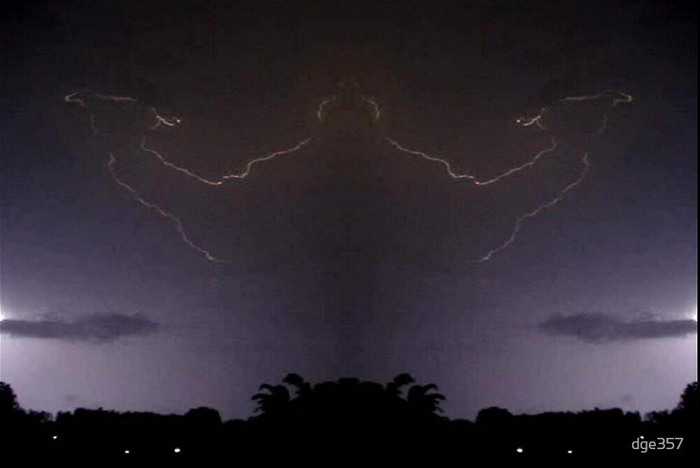 Lightning Art 50 by dge357