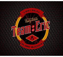 Team Eric Photographic Print