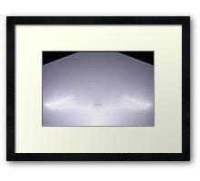 Lightning Art 51 Framed Print