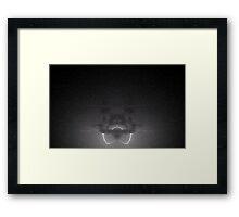 Lightning Art 55 Framed Print