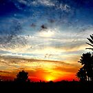 THE SUNSET COLOR by Khaled EL Tangeer