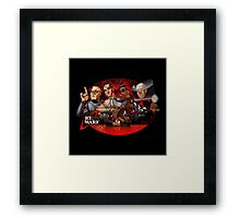 Red Dwarf Framed Print