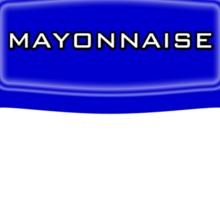 Mayonnaise Is Not An Instrument - Spongebob Squarepants Sticker