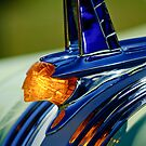 "1953 Pontiac ""Chief"" Hood Ornament 2 by Jill Reger"