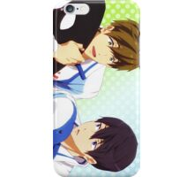 makoharu ☆ iPhone Case/Skin