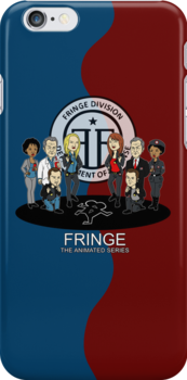 Fringe the Animated Series by mbecks114