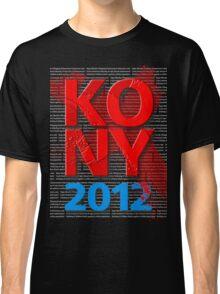 KONY 2012 Classic T-Shirt
