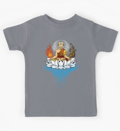 Enlightenment Kids Tee