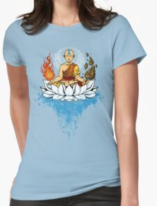 Enlightenment Womens Fitted T-Shirt