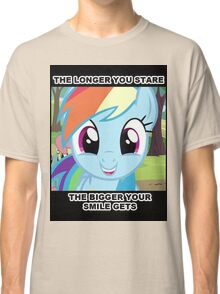 The longer you stare.. Classic T-Shirt