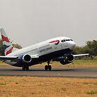 Departing Livingstone by Explorations Africa Dan MacKenzie