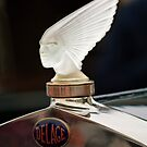 Rene Lalique &quot;Spirit of the Wind - Victoire&quot; Hood Ornament by Jill Reger