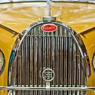 1935 Bugatti Type 57 Roadster Grille by Jill Reger