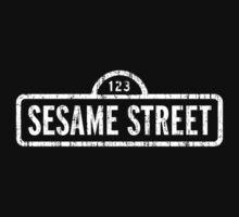 Sesame Street Vintage by daeryk