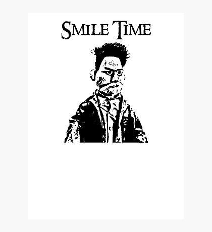 Smile Time Photographic Print