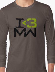 I <3 MW Long Sleeve T-Shirt