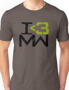 I <3 MW Unisex T-Shirt