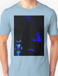 Blue Ghosts Unisex T-Shirt