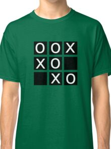 noughts and crosses Classic T-Shirt
