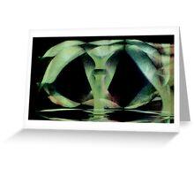 clonosphere Greeting Card