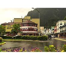 Red Dog Saloon, Juneau Photographic Print