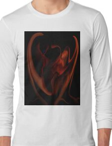 Fire Side 1f Long Sleeve T-Shirt