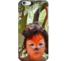 Forrest the fawn 2 iPhone Case/Skin