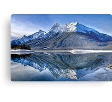 Spray Valley Provincial Park Metal Print