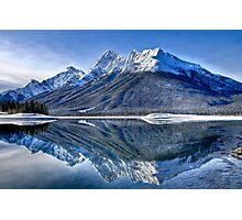 Spray Valley Provincial Park Photographic Print