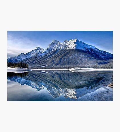 Spray Valley Provincial Park Photographic Print