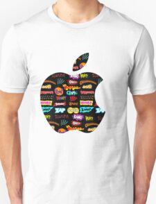 Apple Comic book T-Shirt