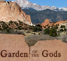 Garden of the Gods by Loree McComb