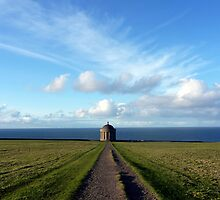 Mussenden Temple by Fara