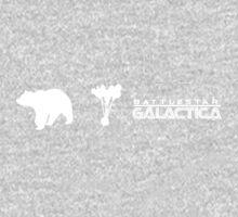 Bears, Beets, Battlestar Galactica One Piece - Long Sleeve