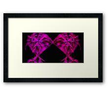 kiss me 1b Framed Print