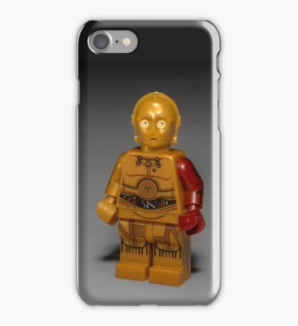 Red Arm   iPhone Case/Skin