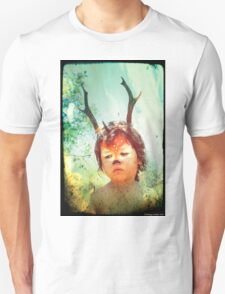Forrest the Fawn 3 Unisex T-Shirt