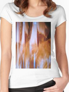 Mating Cry Women's Fitted Scoop T-Shirt