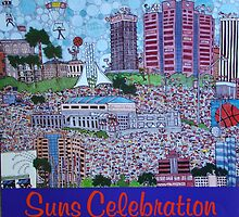 Suns Celebration by Dorothy Goldstein