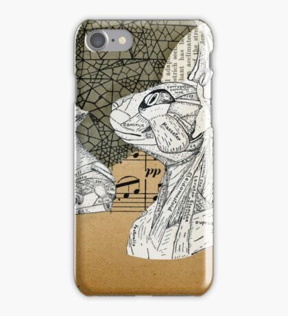 Electromagnetic Questions iPhone Case/Skin