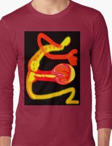 Obsesive hunger for la fem Long Sleeve T-Shirt