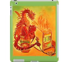 The Toaster Dragon iPad Case/Skin