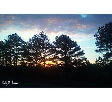 Plein Air Horizon Photographic Print