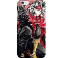 Final Fantasy VII:Vincent Valentine iPhone Case/Skin