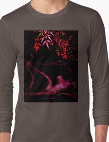 recling nude 1a Long Sleeve T-Shirt