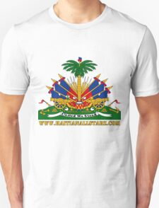 Haitian Coat of Arms  T-Shirt